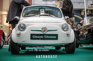 Classic and Sports Car Show 2015