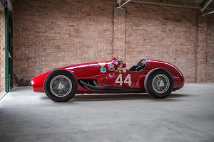 Ferrari 625 F1 at Classic Performance Engineering  at Bicester Heritage