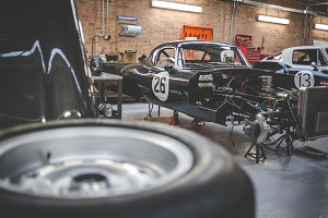 Classic Performance Engineering  at Bicester Heritage