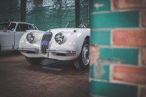 SUnday Scramble at Bicester Heritage
